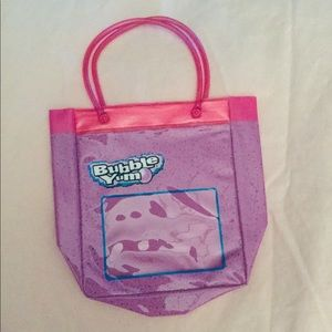 🍬Bubble Yum Vintage Mini Tote Bag NOS!🍬